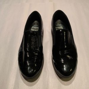 Fitflop Black Loafers